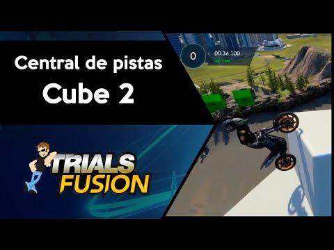 Trials Fusion - Central de Pistas - Cube 2