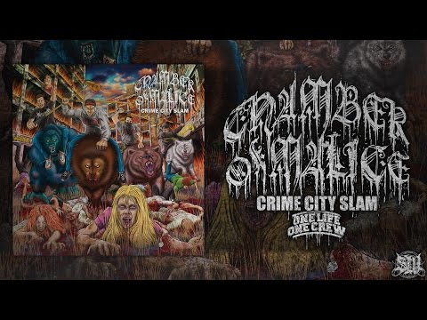 CHAMBER OF MALICE - CRIME CITY SLAM [OFFICIAL ALBUM STREAM] (2016) SW EXCLUSIVE