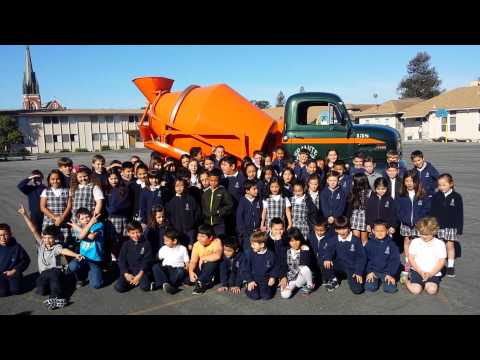 Granite Creek visits Moreland Notre Dame School