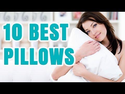 Best Pillow 2016/2017 – TOP 10 Pillows