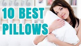 Best Pillow 2017 – TOP 10 Pillows