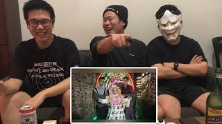 "REACTION MUSIC VIDEO TERKEREN ""KEKE BUKAN BONEKA"""