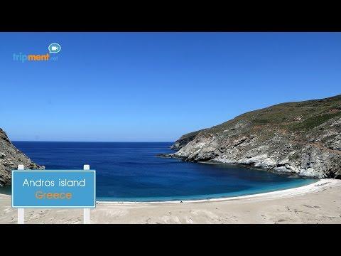 Andros island, Greece