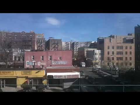 Crown Heights/Utica Avenue bound (4) train ride