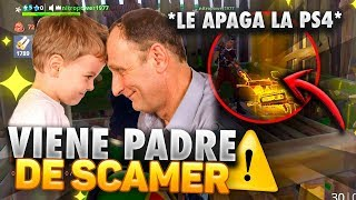 SCAMEO TO SCAMER *YOUR PARENT THE LIA* Fortnite Save the World