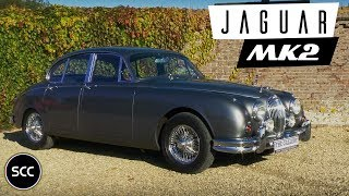 JAGUAR MK 2 3.8 1965 - Modest test drive | SCC TV