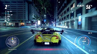 Need for Speed Heat Gameplay (PC HD) [1080p60FPS]