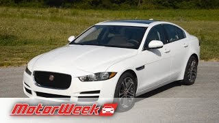 Road Test: 2017 Jaguar XE - This Time, For Real