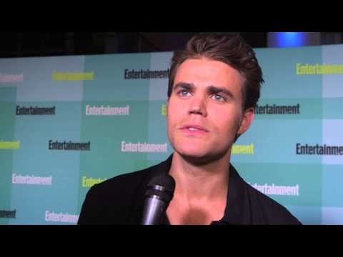 Stefan Salvatore Says He's Too Much of A Hero To Stop Being Stupid