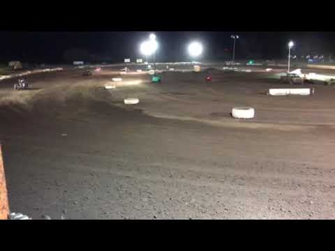 Paradise Speedway Main Event Final Non-wing Sprint car race of 2018