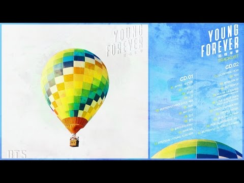 [MP3/DL] BTS (방탄소년단) - EPILOGUE : Young Forever [화양연화 Young Forever (Special Album)]