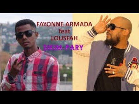 LOUSFAH & FAYONNE ARMADA-SIKIM-PARY (Official clip 2017)