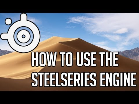 How To Use/Download The Steelseries Engine (Rival 110)