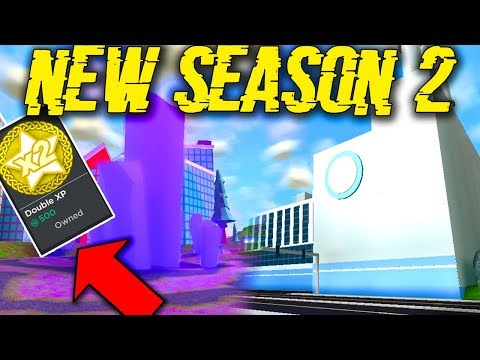 INSANE* New Map Changes, Low GRAVITY and MORE (SEASON 2 RELEASED