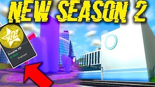 **NEW** HOVERBOARD, SEASON 2, DOUBLE XP, MAP CHANGES! (ROBLOX MAD CITY)