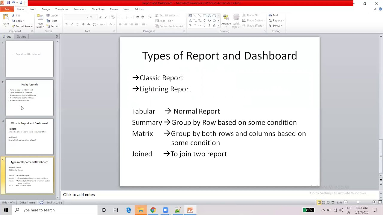 10 Steps to Getting Started with Reports and Dashboards - Salesforce Blog