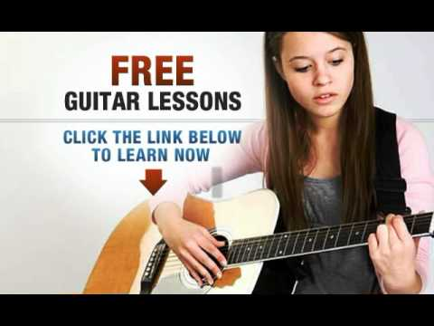 Central Coast Guitar Lessons - Learn To Play Guitar Online For FREE