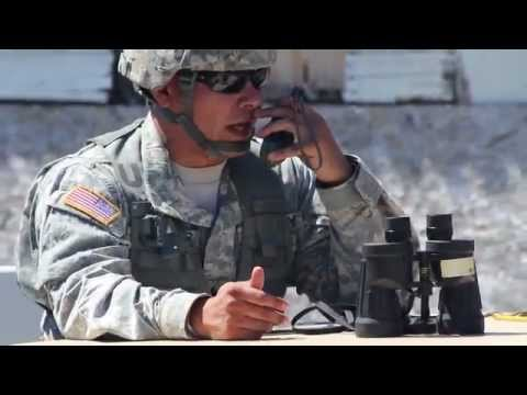 California Army National Guard Best Warrior Competition 2013 Trailer