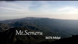 Calum scott you are the reason Gunung semeru 3376 Mdpl