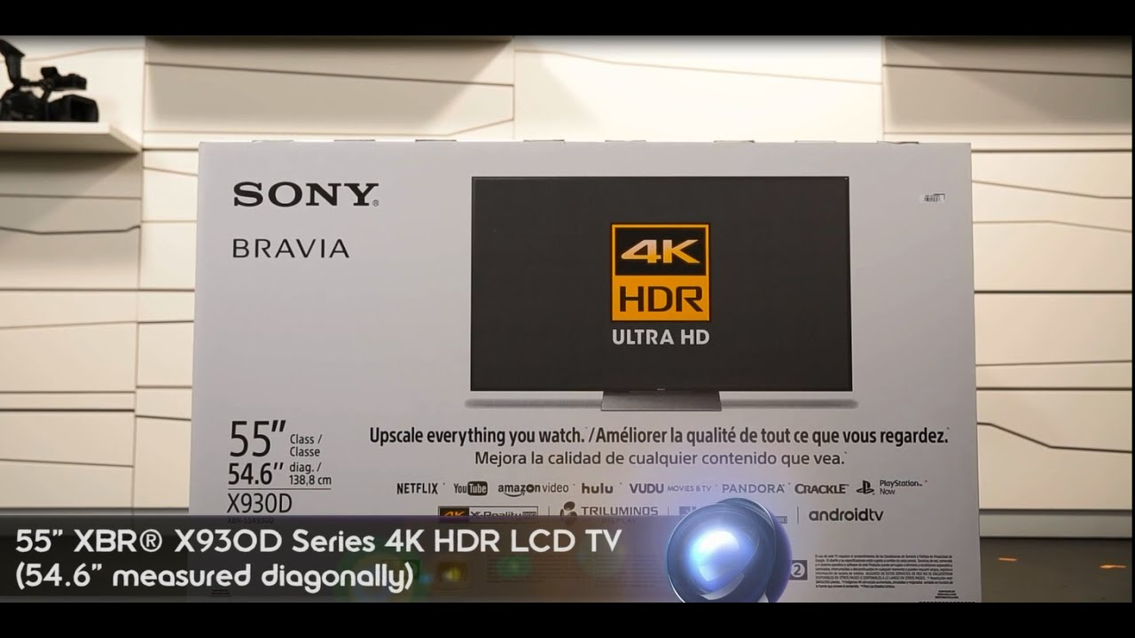 sony 4k tv back. sony 4k tv back