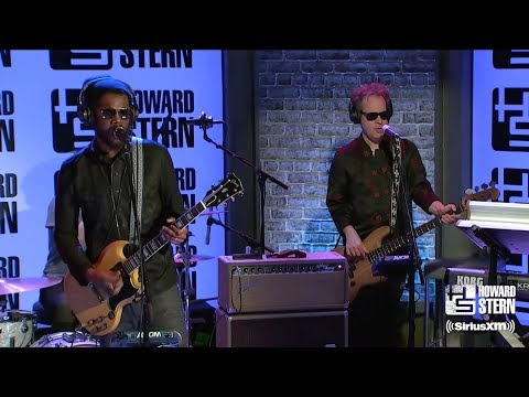 """Gary Clark Jr. """"This Land"""" on the Howard Stern Show"""