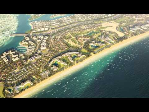 Flythrough - Saadiyat Beach