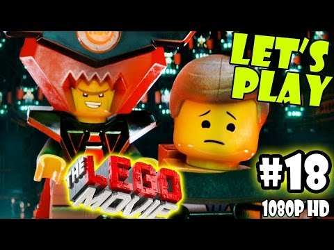 Let's Play LEGO Movie  Part 18: The Kragleiser, Put The Thing on the Thing  Walkthrough Wii U