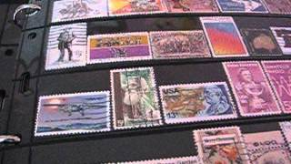 My cool stamp album