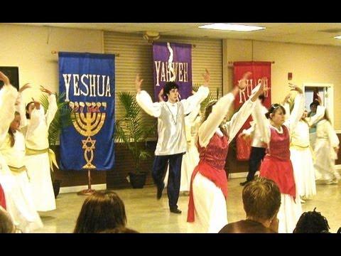 Chayah Praise Dance: