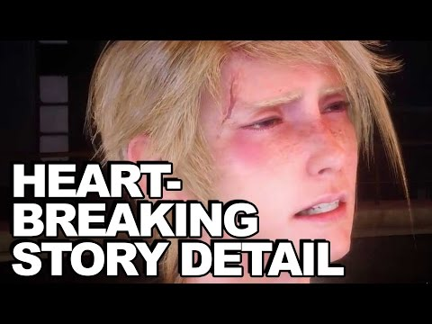 Prompto: This Heartbreaking Story Detail Changes Everything