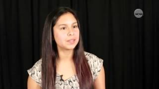 Vanessa Espinoza on her DIII experience