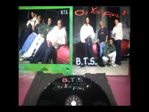 B.T.S. Feat. Jamiz - Can You Feel It