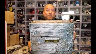 Opening the July 2020 Walking Dead Supply Drop Mystery Box + Exclusive Funko Pop