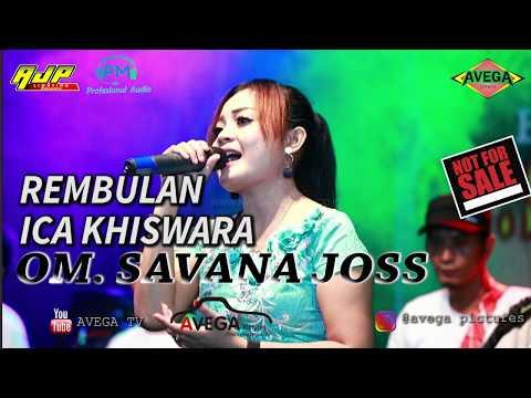 REMBULAN ING WENGI (gedruk ska repmu) - ICHA KHISWARA -  SAVANA JOSS LIVE MAGETAN 2019