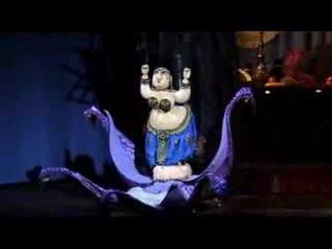 Marionette Show - Orient