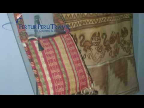 The textiles of Puruchuco - Peru Archaeology Vacation