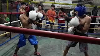Phil-Aust Boxing Alex Bonita vs Kennth Espina 2018