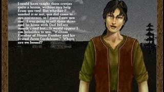 Betrayal In Antara 03 - Aren and William meet Kaelyn Usher