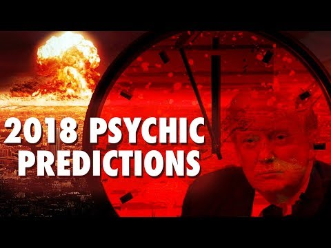 Psychic Predictions For 2018 From Psychic Medium Susan