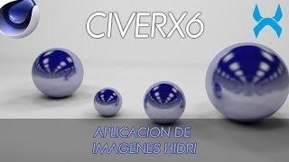 Cinema 4D | Aplicacion De Imagenes HIDRI | Tutorial En Español