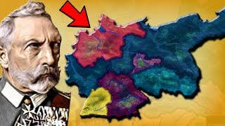 Fixing Prussia's Ultimate Mess Challenge HOI4