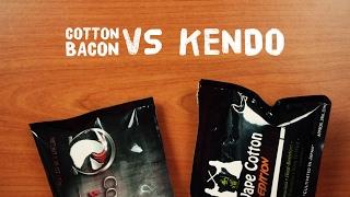 Cotton Bacon Vs Kendo Vape Cotton - Wicking Wars S01E07
