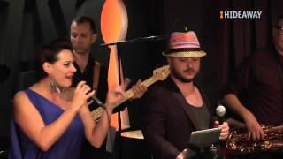 Nina Ferro and Brendan Reilly -