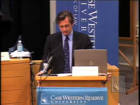 WCRS 5: Rome Statute - Consequences for the International System - Ambassador Christian Wenaweser