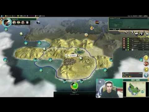 Civ 5 Game 29: Portugal 1