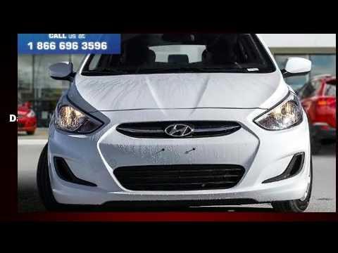 2017 Hyundai Accent (5) BLACK in Winnipeg, MB R3T 5V7