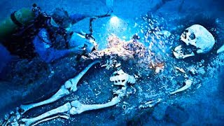 10 Strangest Things Discovered In The Ocean