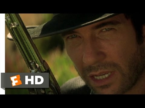 Texas Rangers (8/9) Movie CLIP - The Rangers vs. The Bandits (2001) HD