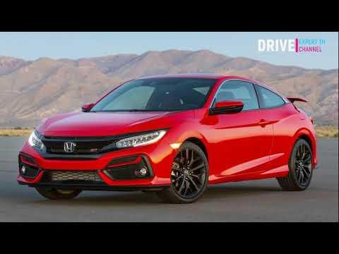 ใหม่!สปอร์ตดุดันทรงพลัง 2020 Honda Civic ( USA Version ) Upgrade Sport package