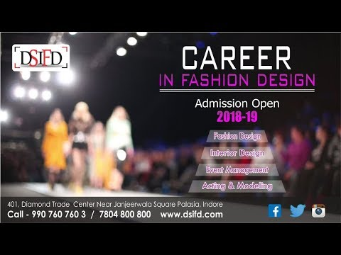 Fashion Designing Colleges In Indore Dsifd Design Solution Institute Of Fashion Design Indore Youtube
